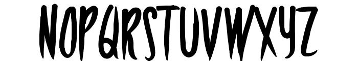 RISKERA Font UPPERCASE