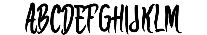 RISKERA Font LOWERCASE