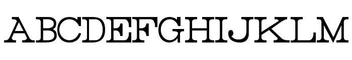 Rider Condensed Light Font LOWERCASE
