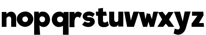 Riffic Font LOWERCASE