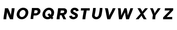Rifqan Regular Font UPPERCASE