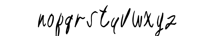 RightPlace Font UPPERCASE