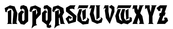 RikyTiky Normal Font UPPERCASE