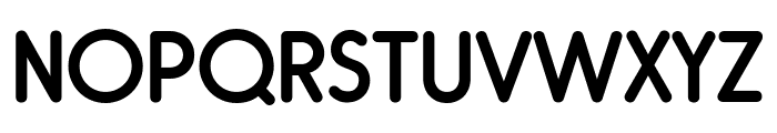 RimouskiSb-Regular Font UPPERCASE