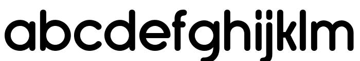 RimouskiSb-Regular Font LOWERCASE