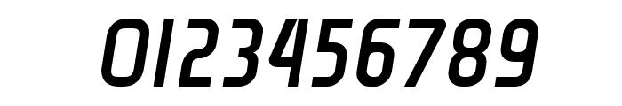 Rinehart Oblique Font OTHER CHARS