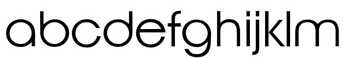 RioGlamour Font LOWERCASE