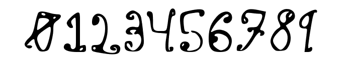 RiordonFancy Font OTHER CHARS