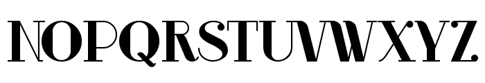 RiotSquad Font UPPERCASE