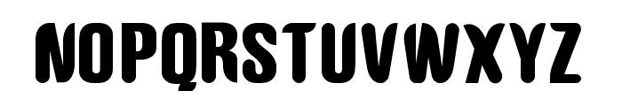 Riotun Font UPPERCASE