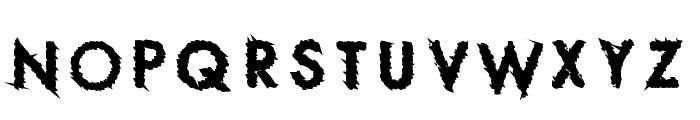 Ripple Crumb Font UPPERCASE