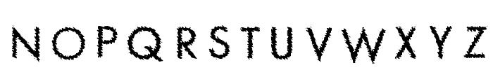 Ripple Crumb Font LOWERCASE