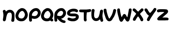 Rise & Shine Font UPPERCASE
