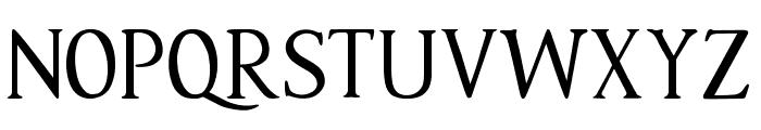 Rise of Kingdom Font UPPERCASE
