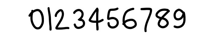 RiseStarHand-SemiBold Font OTHER CHARS