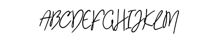 Rishangle Font UPPERCASE