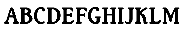 RitaSmith Font UPPERCASE