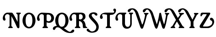 RitaSmithAlt Font UPPERCASE