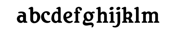RitaSmith Font LOWERCASE