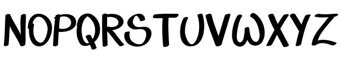 Rizzetto Script Font UPPERCASE