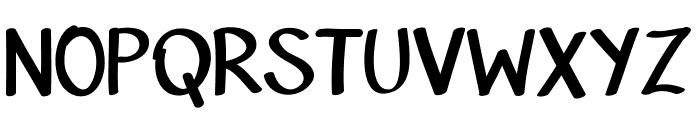 Rizzetto Script Font LOWERCASE