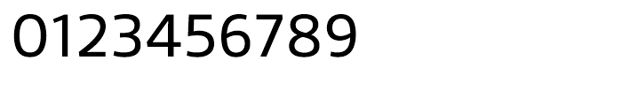 Riona Sans Regular Font OTHER CHARS