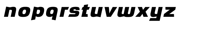Ritafurey Bold Italic Font LOWERCASE