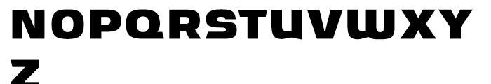 Ritafurey Bold Font UPPERCASE