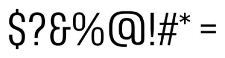 RICHARD MILLER Book Font OTHER CHARS
