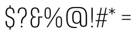 RICHARD MILLER Light Font OTHER CHARS