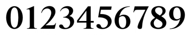 Riccione Serial Medium Font OTHER CHARS
