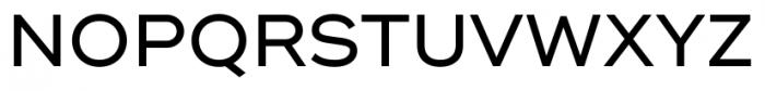 Ridley Grotesk Medium Font UPPERCASE