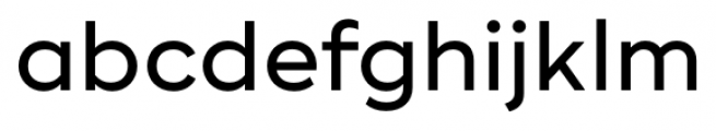 Ridley Grotesk Medium Font LOWERCASE