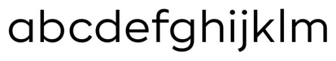 Ridley Grotesk Regular Font LOWERCASE