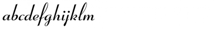 Ribbon 131 Bold Font LOWERCASE