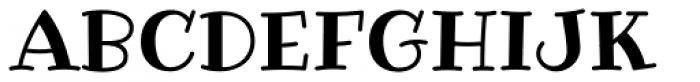 Ribeye Pro Font UPPERCASE