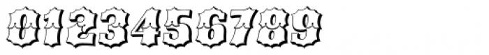 Ribfest Open Regular Italic Font OTHER CHARS