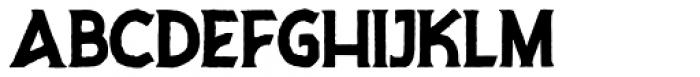 Riborn Riborn One Font LOWERCASE