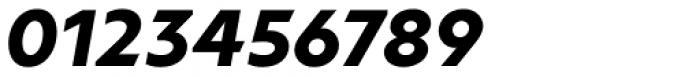 Ricardo ALT Extra Bold Italic Font OTHER CHARS