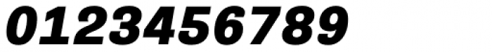 Riccia Heavy Italic Font OTHER CHARS