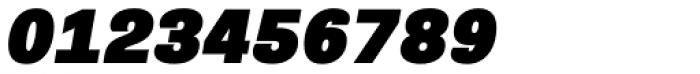 Riccia Ultrabold Italic Font OTHER CHARS