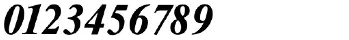 Riccione TS Bold Italic Font OTHER CHARS