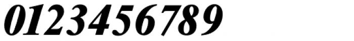 Riccione TS ExtraBold Italic Font OTHER CHARS