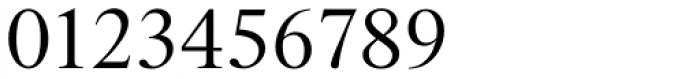 Riccione TS Light Font OTHER CHARS