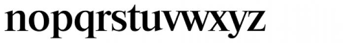 Riccione TS Medium Font LOWERCASE