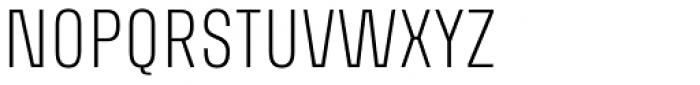 Richard Miller Light Font UPPERCASE