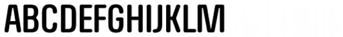 Richard Miller Rounded Font UPPERCASE
