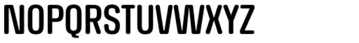 Richard Miller Rounded Font LOWERCASE