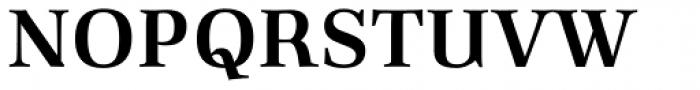 Richler Bold Font UPPERCASE