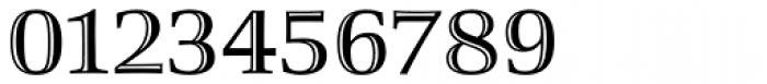 Richler Greek Pro Highlight Font OTHER CHARS